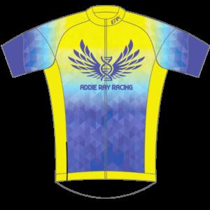 Team Addie GoFierce Cycling Jersey 2021 DESIGN