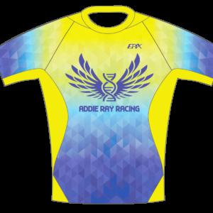 Team Addie GoFierce Running Tech Shirt 2021 DESIGN