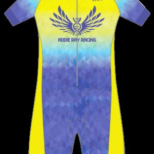 Team Addie GoFierce Pro-Edition Short Sleeve 1 Piece 2021 DESIGN