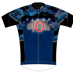 Cloud 10 GoFierce Cycling Jersey DARK DESIGN
