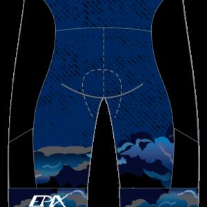 Cloud 10 GoFierce Tri Shorts DARK DESIGN