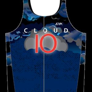 Cloud 10 GoFierce Sleeveless Tri Top DARK DESIGN