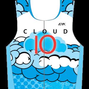 Cloud 10 GoFierce Sleeveless Tri Top LIGHT DESIGN