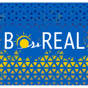 BE REAL Race Towel