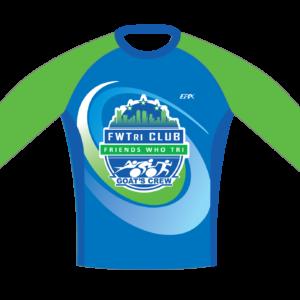 FWTri LongSleeve Running Shirt