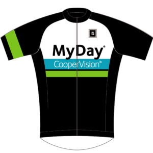Coopervision FreeFlyte Short Sleeve Cycling Jersey