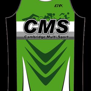 CMS GoFierce Running Singlet