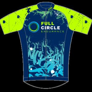 Full Circle Coaching  GoFierce Cycling Jersey