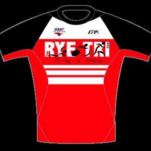 RYE Tri GoFierce Running Tee