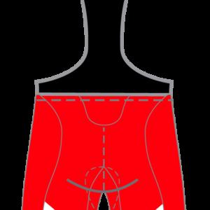 RYE Tri GoFierce Cycling Shorts (Men's Bibs)