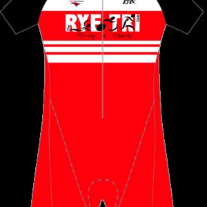 RYE Tri GoFierce Aero 1 Piece SS Tri Suit