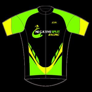 Negative Split GoFierce Cycling Jersey
