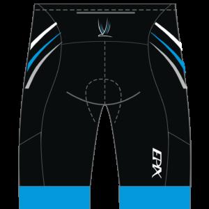 4031 Coaching Men's GoFierce Tri Shorts (Regular Length) GRAY