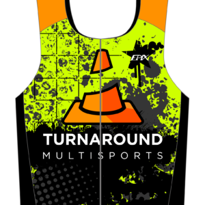 Turnaround Multisport GoFierce Sleeveless Tri Top