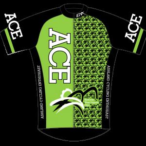 ACE Team Short Sleeve Cycling Jersey (Men's/Women's)