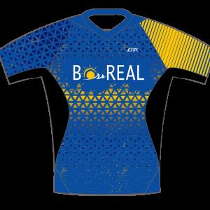 BE REAL  GoFierce Running T-shirt