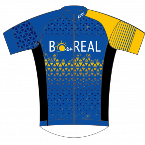 BE REAL  Pro-Edition Cycling Jersey