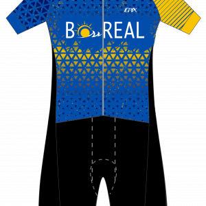 BE REAL GoFierce Pro-Edition Short Sleeve 1 Piece