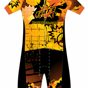 Kurts Bars GoFierce Pro-Edition Short Sleeve 1 Piece