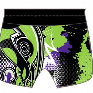 TRI-umph Tri Team GoFierce Running Shorts