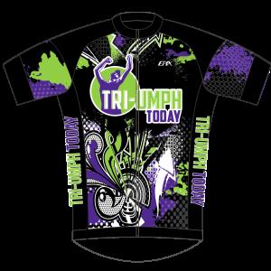 TRI-umph Tri Team Pro-Edition Cycling Jersey