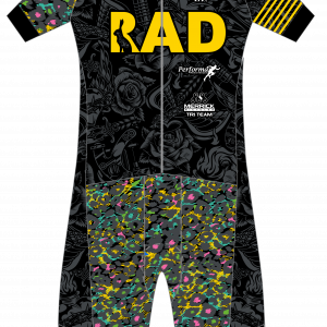 RadFam GoFierce Pro-Edition Short Sleeve 1 Piece