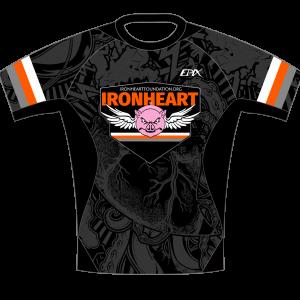 Ironheart GoFierce Running Tee
