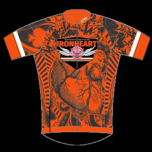 Ironheart Pro-Edition Cycling Jersey