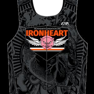 Ironheart GoFierce Sleeveless Tri Top