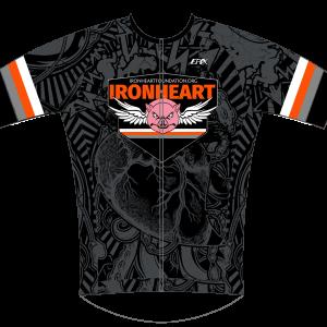 Ironheart GoFierce Pro-Edition Tri Jersey