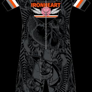 Ironheart GoFierce Pro-Edition Short Sleeve 1 Piece
