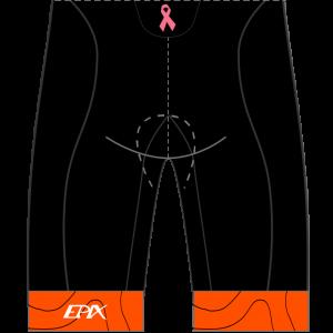 Tri Again GoFierce Tri Shorts (Regular Length) (Orange)