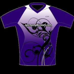Karma Multisport Women's GoFierce Running T-shirt