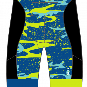 Merrick Tri Team GoFierce Tri Shorts BLUE