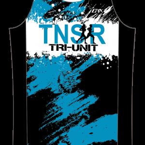 TNSR GoFierce Running Singlet