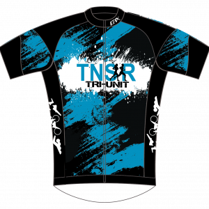 TNSR GoFierce Cycling Jersey