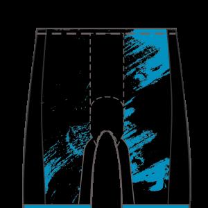 TNSR GoFierce Cycling Shorts (Women's Waistband)