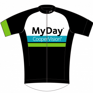 Coopervision Pro-Edition Cycling Jersey
