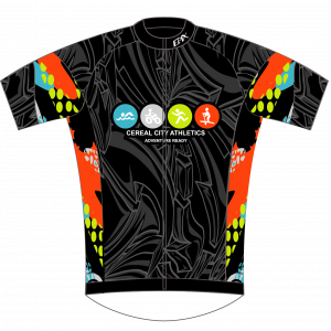 Cereal City Athletics GoFierce Cycling Jersey